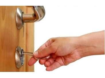Что делать, если входная дверь не открывается ключом