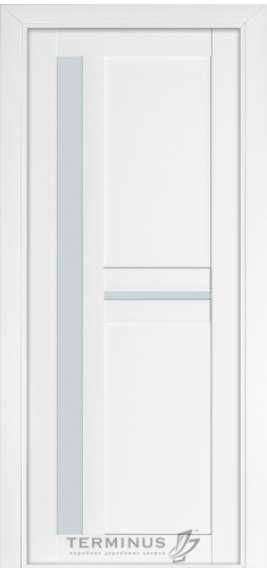 МЕЖКОМНАТНЫЕ ДВЕРИ ТЕРМИНУС Sweet Doors 106 в цвете Белый матовый